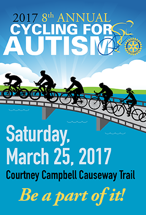Autism Cycling Event