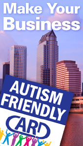 Make your business 'autism friendly'