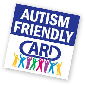 Autism Friendly Decal