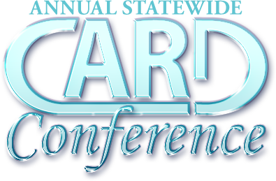 Annual Statewide CARD Conference, logo