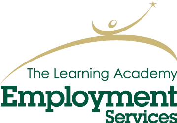 The Learning Academy Employment Services logo