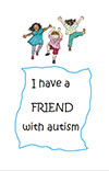I have a Friend with Autism. Cover image