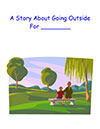 A Story About Going Outside. Cover Image