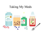 Taking my meds