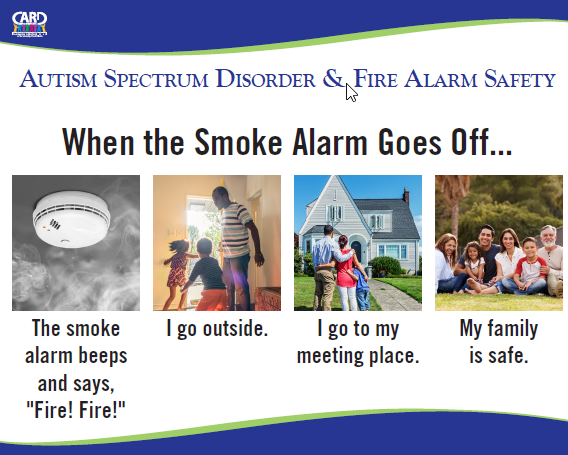 Autism and First Responders. Cover Image