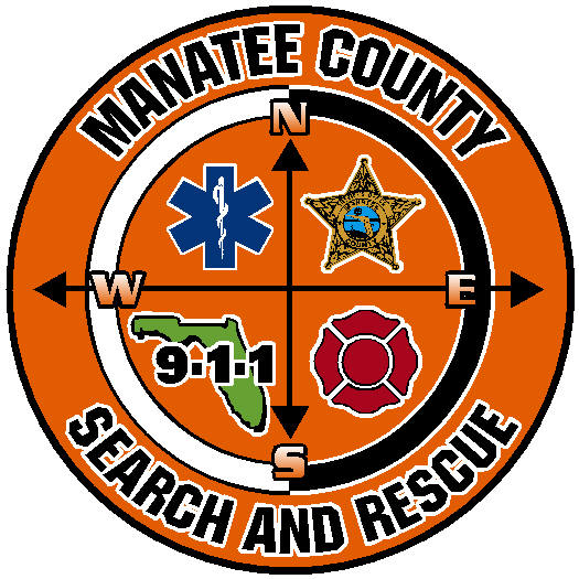 Manatee County Search and Rescue Seal